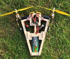 bicopter a2212 1400kv motors multiwii fc 4 steps pictures