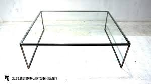 stainless steel and glass coffee table stainless steel and glass coffee table wood and stainless steel