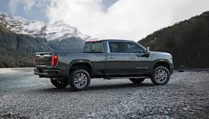 2020 GMC Sierra HD Pickup – New Heavy Duty Truck with a Denali Model