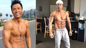 donnie yen young. Delighful Donnie Donnie Yen  Transformation From 2 To 54 Years Old On Young O