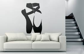 ballet shoes decal sticker many colors vinyl decals for wall decor ballerina pointe pointe shoes r ballet r ballet life