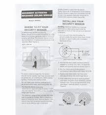 Motion Sensor For Existing Light 110v 220v Ceiling Pir Infrared Body Motion Sensor Detector