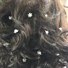 5 Stuks Haarversiering Bruid Parel Strass Haarpinnen 1 Cm