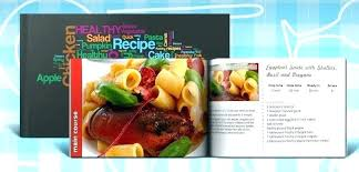 Homemade Cookbook Template Creating A Cookbook Template