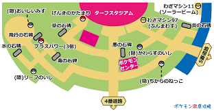 ポケモン 剣 盾 ターフ タウン 石碑