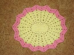 Free Crochet Placemat Patterns Unique 48 Crochet Placemat Patterns Guide Patterns