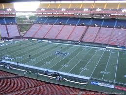 Aloha Stadium Seating Chart Virtual Aloha Stadium Seat Views Att Stadium Seat View