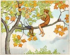 「elsa beskow autumn pinterest」の画像検索結果