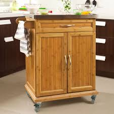 Kitchen Cabinet With Wheels Details About Sobuyar Kitchen Storage Cabinet Kitchen Island
