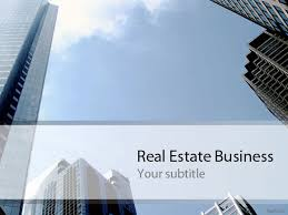 Powerpoint Real Estate Templates Real Estate Powerpoint Templatefor 2018 The Highest