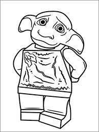 Lego Harry Potter Coloring Pages 8 Rinas Party Harry Potter