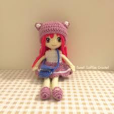 Amigurumi Doll Pattern Best Inspiration
