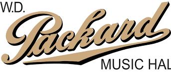 Packard Music Hall Warren Tickets Schedule Seating