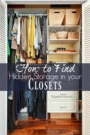 storage closet ideas