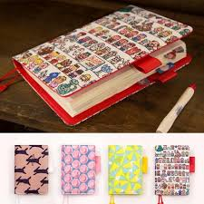 fl leather notebook diy diary daily planner agenda organizer 207p cute japan fashion stationery a6 a5 school supplies