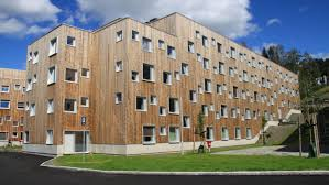 architectural buildings designs. 4. Student Housing Architectural Buildings Designs