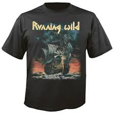 <b>RUNNING WILD</b> | Under jolly roger - Nuclear Blast