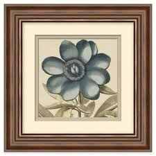 transitional bloom 1 framed wall art on transitional framed wall art with buy bloom framed art wall decor from bed bath beyond
