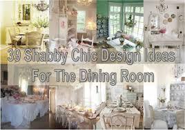 Chic Dining Room Ideas Best Design Ideas