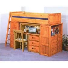 kids bedroom furniture with desk. Bunkhouse Twin Desk/Hutch Loft Bunk Kids Bedroom Furniture With Desk O