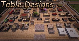 how to make a table in minecraft. How To Make A Coffee Table In Minecraft - Look Here Element 2
