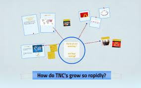 Tncs Charts How Do Tncs Grow So Rapidly By Hamza Sharif On Prezi