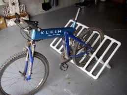 bicycle floor stand diy
