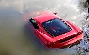 ferrari f4 water car