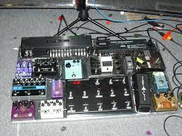 mascis pedal board effects bay
