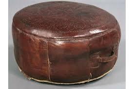 white leather ottoman coffee table round leather ottoman round leather ottoman coffee table white leather storage