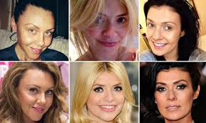 in world where the kardashians are foreseen idols we have continuous reminders of the idealistic image therefore making a no makeup selfie challenge