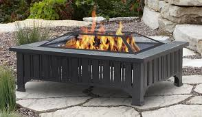 wood burning fire pits are not only aesthetically pleasing but they can also produce the warmth needed for outdoor parties on cold nights