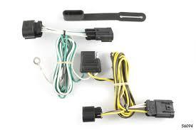 chevy equinox 2010 2017 wiring kit harness curt mfg 56094 chevy equinox trailer wiring kit 2010 2017 by curt mfg 56094