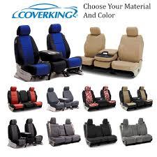 2007-2013 Toyota Yaris Leatherette Custom Seat Covers ...