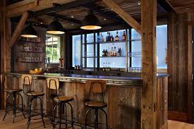 Rustic Home Bar Furniture Home Bar Design Old Rustic Home