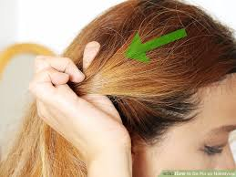 image led do pin up hairstyles step 3