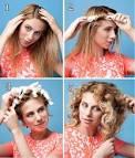Как быстро завить волосы в домашних условиях 173