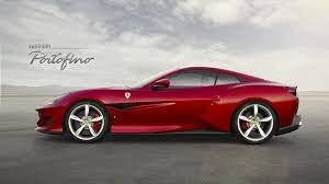 2018 Ferrari Portofino And Ferrari California T Comparison