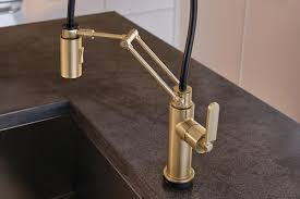 Articulating Kitchen Faucet The Litze Kitchen Collection