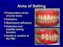 Teeth Setting P3 Setting Of Teeth
