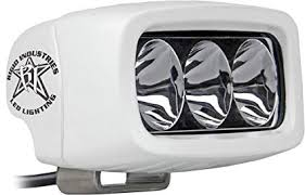 Rigid Industries 95232 M-SRM2 Amber Driving Light: Amazon.<b>in</b> ...