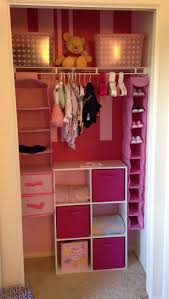 Creative Closet Solutions Top 25 Best Baby Closet Organization Ideas On Pinterest Nursery