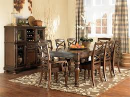 ashley furniture dining room chairs wood dining chairs wood clic brown table chair window curtains cabinet