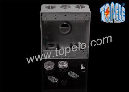 electrical boxes for branch circuit wiring aluminum die cast electrical boxes for branch circuit wiring aluminum die cast weatherproof box two gang electrical outlet box