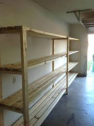 diy basement storage shelves garage shelves plans do it yourself home projects from white basement storage diy basement storage shelves