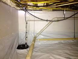 sump pump installation crawl space. Modren Space Sump Pump Installed In Conditioned Encapsulated Crawl Space And Pump Installation P