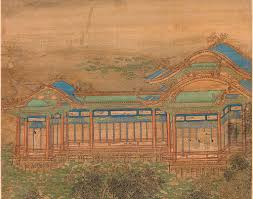 a detail from the palace of nine perfections credit the metropolitan museum of art