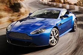 2012 Aston Martin V8 Vantage Review Ratings Edmunds