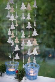 Girlande Basteln 80 Dekoideen Für Extra Weihnachtliche
