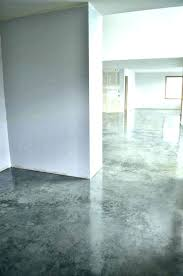 polished concrete floor kitchen floors cost do it yourself medium size of cement marvel cement kitchen floor